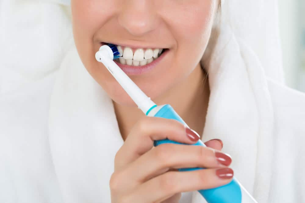 5 Benefits of Electric Toothbrushes